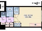 ル・モンド西宮 413・515号室 仲介用図面
