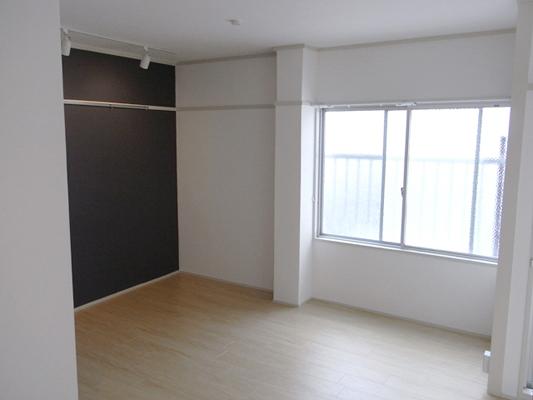 大阪 茨木市 リノベーション 賃貸マンション 洋室